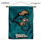 Coastal Carolina Chanticleers Wall Banner
