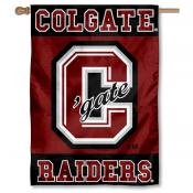 Colgate Raiders Double Sided Banner