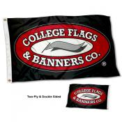 College Flags and Banners Company Logo Flag