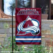 Colorado Avalanche Garden Flag