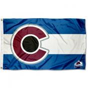 Colorado Avalanche State of Colorado Flag