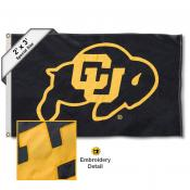 Colorado Buffs Small 2'x3' Flag