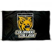 Colorado College Tigers Flag