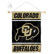 Colorado CU Buffaloes Window and Wall Banner