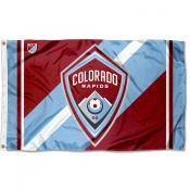 Colorado Rapids Outdoor Flag
