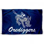 Colorado School of Mines Orediggers Flag