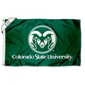 Colorado State Rams Small 2'x3' Flag