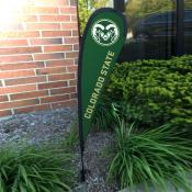 Colorado State Rams Small Feather Flag