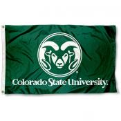 Colorado State University Large Flag