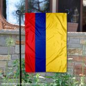 Columbia Double Sided Garden Flag