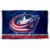 Columbus Blue Jackets Flag