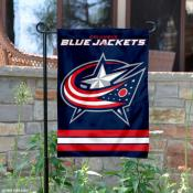 Columbus Blue Jackets Garden Flag