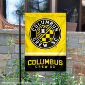 Columbus Crew Garden Flag