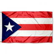 Commonwealth of Puerto Rico Flag