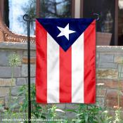 Commonwealth of Puerto Rico Garden Flag