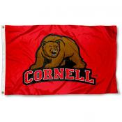 Cornell Big Red Flag