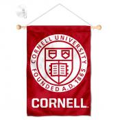 Cornell Big Red Window and Wall Banner