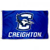Creighton Bluejays Blue Flag