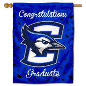 Creighton Bluejays Congratulations Graduate Flag