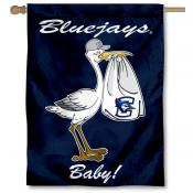 Creighton Bluejays New Baby Flag