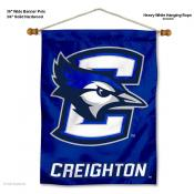 Creighton Bluejays New Logo Wall Banner