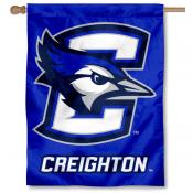 Creighton University Banner Flag