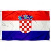 Croatia Flag 3x5 Printed Flag