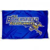 CSBU Road Runners Blue Flag