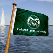 CSU Rams  Nautical Flag