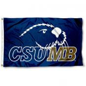 CSUMB Otters 3x5 Flag
