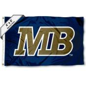 CSUMB Otters Large 4x6 Flag