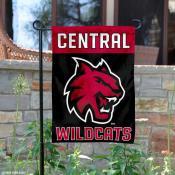 CWU Wildcats Updated Logo Garden Flag
