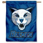 Daemen Wildcats Banner Flag