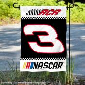 Dale Earnhardt NASCAR Driver Double Sided Garden Flag