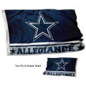 Dallas Cowboys Allegiance Flag