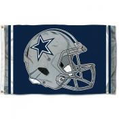 Dallas Cowboys New Helmet Flag