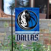 Dallas Mavericks Garden Flag
