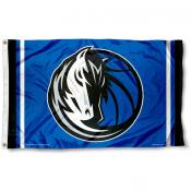 Dallas Mavericks Team Flag