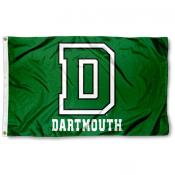 Dartmouth Big Green Athletic Logo Flag