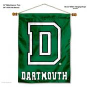 Dartmouth Big Green Wall Banner