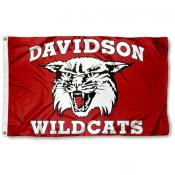 Davidson Wildcats  Flag