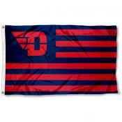 Dayton Flyers Stripes Flag