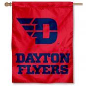 Dayton UD Flyers New Logo House Flag