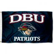 DBU Patriots DBU Logo Flag