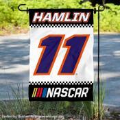 Denny Hamlin NASCAR Driver Double Sided Garden Flag