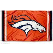 Denver Broncos Orange Flag