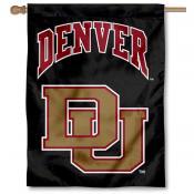 Denver DU Pioneers Banner Flag