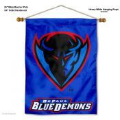 DePaul Blue Demons Wall Banner