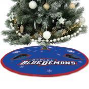 DePaul University Blue Demons Christmas Tree Skirt