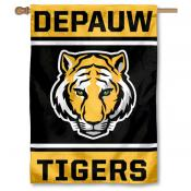 DePauw Tigers Double Sided Banner
